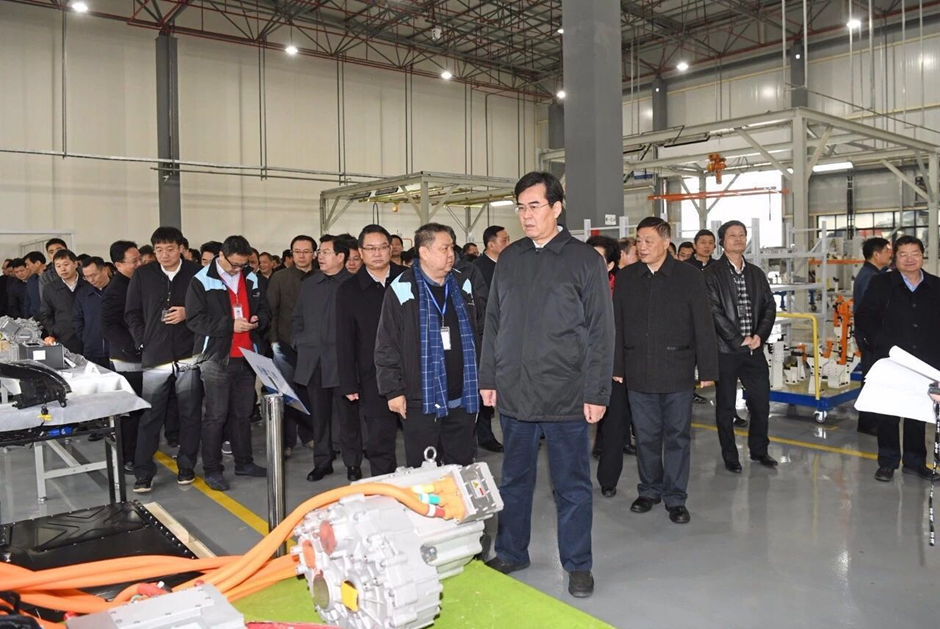 NEWS: Ganzhou Government Praises Thunder Power for its Dedication to